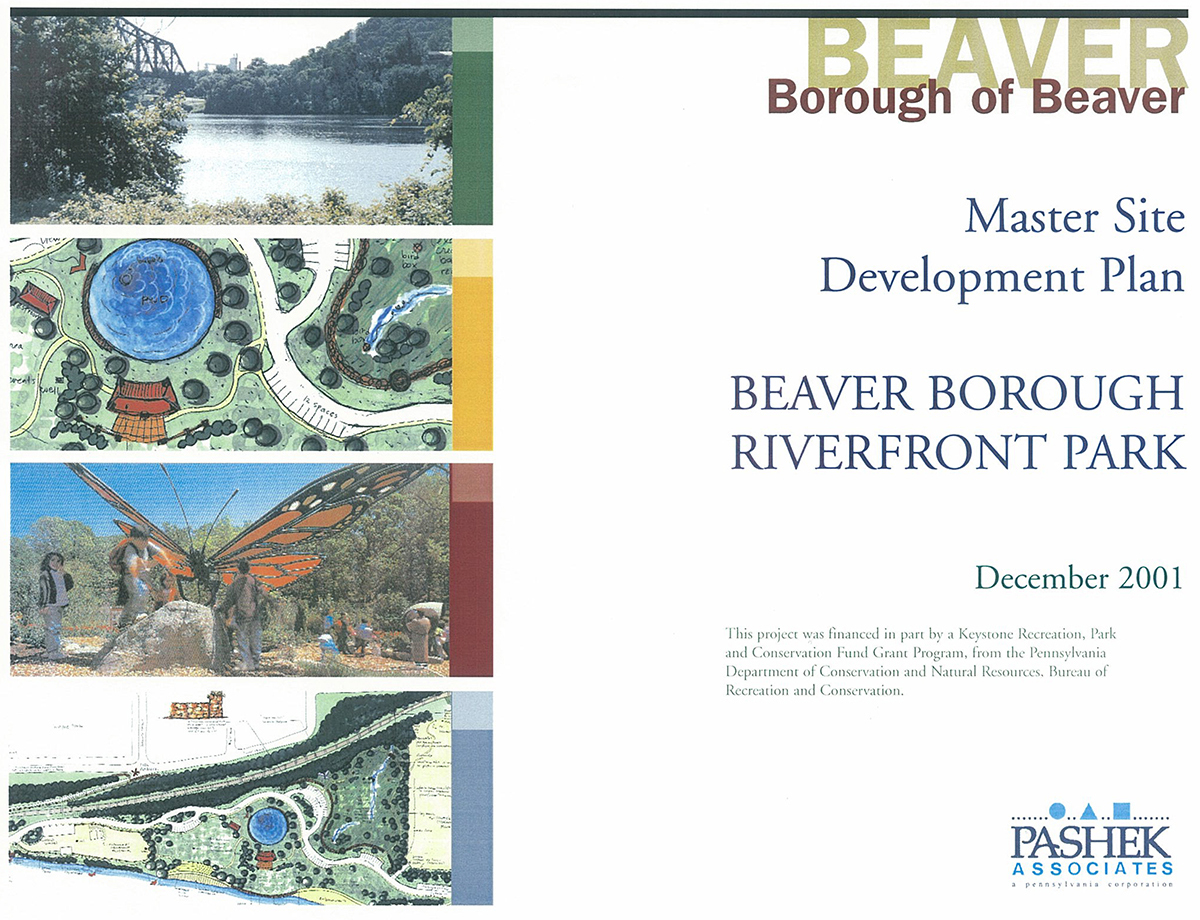 Beaver Borough Riverfront Park