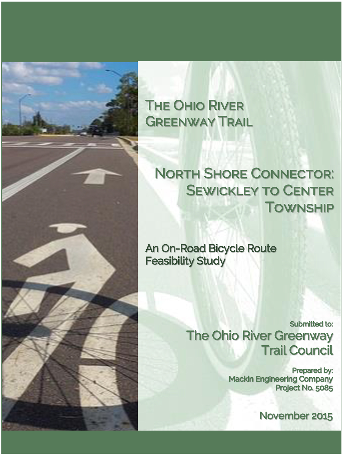 North Shore Connector Feasibility Study