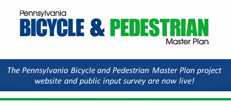 PennDOT Bicycle & Pedestrian Plan