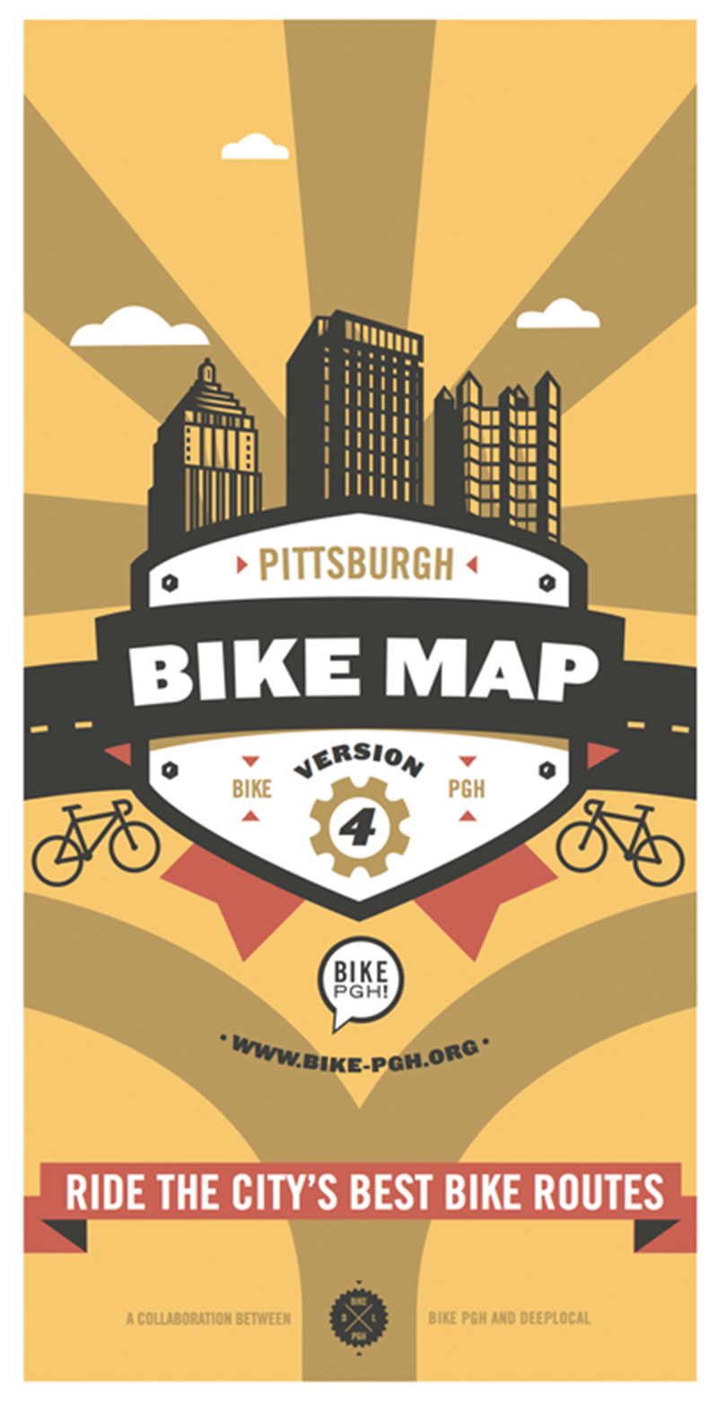 Pittsburgh Bike Map