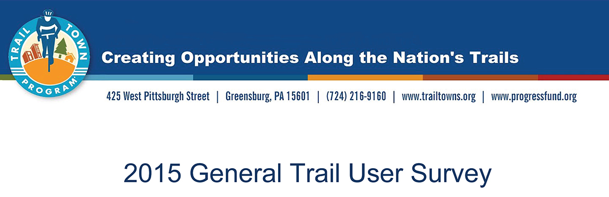 Trail Town Program Survey